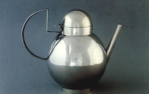 Blushingcheekymonkey Kenne Bauhaus Weimar Teapot 1924