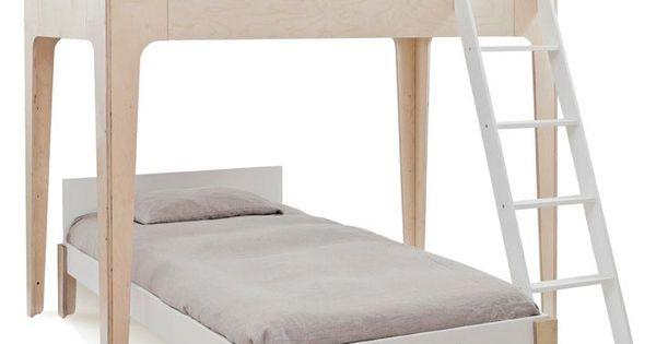 Oeuf - Perch Bunk Bed at 2Modern  침대  Pinterest  침대 및 가구 디자인