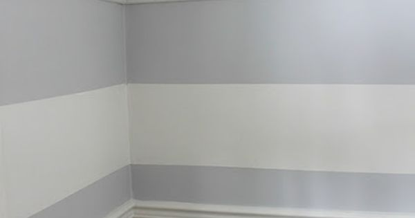 bathroom stripes?