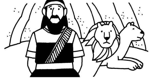 Daniel And The Lions Teaching Resources