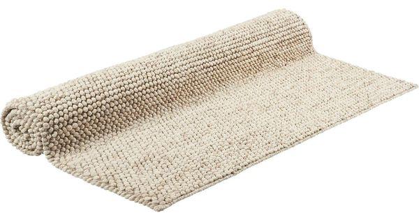 Vloerkleed niagara naturel vloerkleden vloeren en interieur for Praxis vloerkleed
