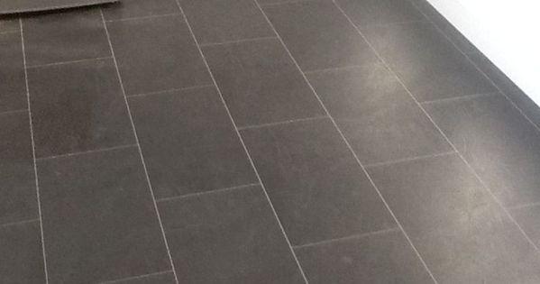 Black Slate Vinyl Floor Tiles Google Search For The