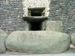 Bru Na Boinne Ireland Pictures Stone County Meath