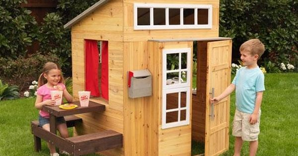 Caseta de madera - Casitas pequenas de madera ...