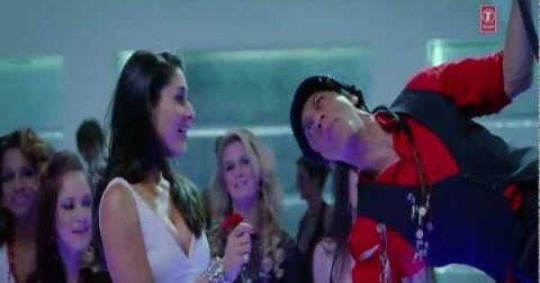 Criminal Full Song Ra One Shahrukh Khan Kareena Kapoor Bollywood Music Videos Bollywood Music Songs