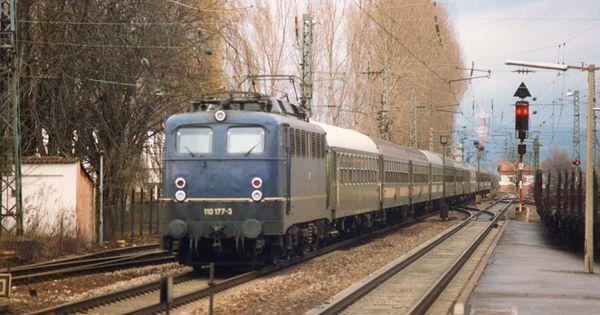 D Zug Jugoslavia Express Ljubljana Zagreb Hauptstadt