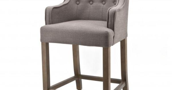 Barstoel 39 scala 39 met armleuning en grijze poten kleur taupe keuken pinterest taupe kleur - Grijze ruimte en t aupe ...