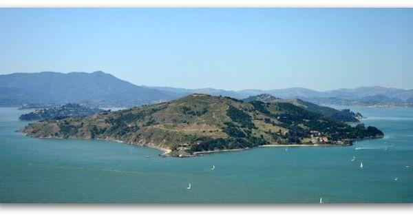 Angel Island San Francisco Visiting Ferry History Angel
