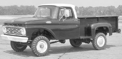 The History Of The Ford F Series In The 20th Century Classic