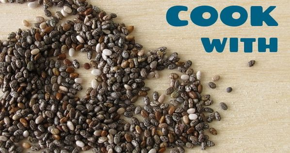 how to cook chia seeds with rice