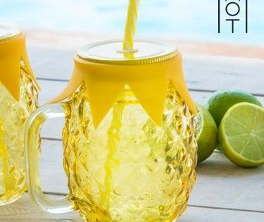 Fer A Vapeur Jata Pl619c 2400w Avec Images Couvercle Verre Cocktail Ananas