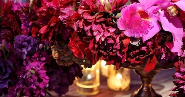 Don t you just love this arrangement of rich toned dahlias