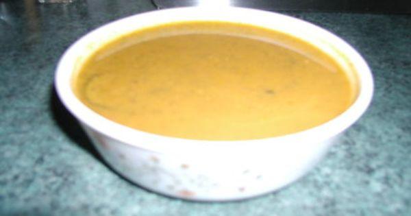 Soupe de courgettes | soupes,potages,veloutes | Pinterest