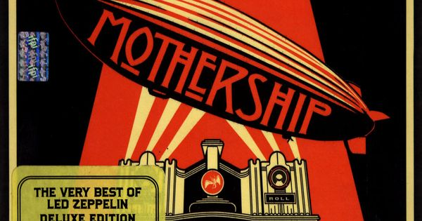 Led Zeppelin Mothership Deluxe Edition Album Covers