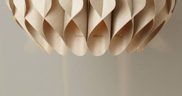 Bhs Wall Lampshades : Arlo sculptured ceiling shade bhs.co.uk, ?35 This wooden shade has a Scandi - The Independent ...