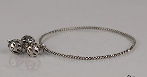 Unikatowa Bransoleta Warmet Biamet Kulki 6786220885 Oficjalne Archiwum Allegro Jewelry Polish Jewelry Silver Bracelet