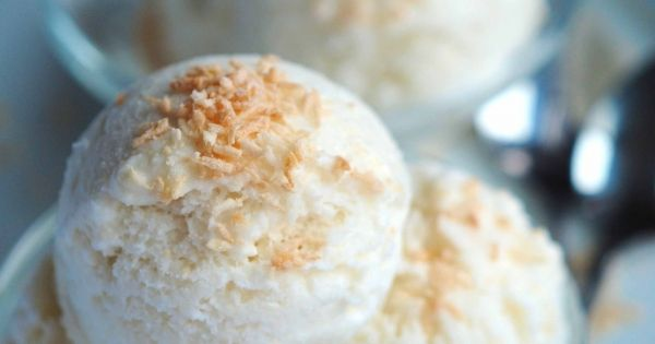 Toasted Coconut Gelato | Sweets and Treats | Pinterest | Toasted ...