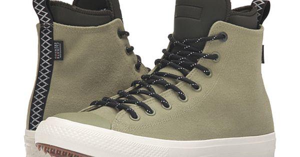 II Shield Canvas Sneaker Boot Hi