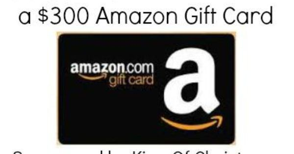 300 Amazon Gift Card Giveaway Love Pasta And A Tool Belt Amazon Gift Card Free Amazon Gift Cards Amazon Gifts