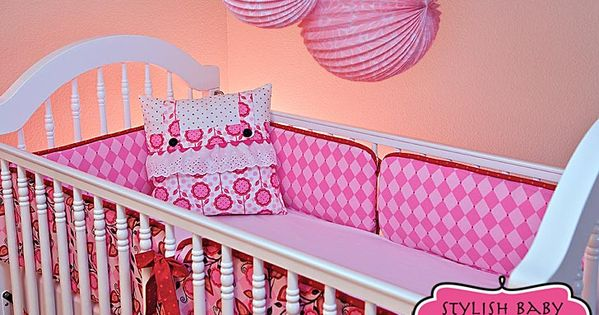 Great Tutorial On How To Make Your Own Crib Bedding