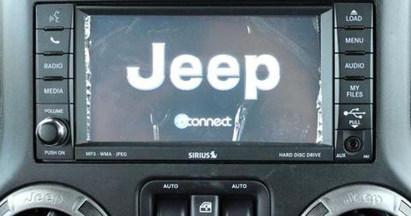 Uconnect Hands Free Kit High Jeep Wrangler Jeep Mopar Jeep