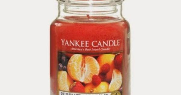 Yankee Candle - Mandarin Cranberry Bougie Votive