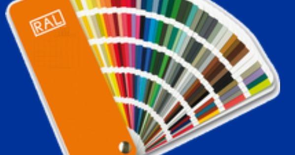 ral color chart wwwralcolorcom reference couleurs pinterest classique fentre et construction