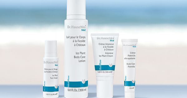 What S New Organic And Natural Skin Care Dr Hauschka Skin Care Skin Care Calm Redness Skin