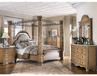 California King Size Platform Bed With Canopy King Canopy Bedroom Sets On Canopy Bedroom Set