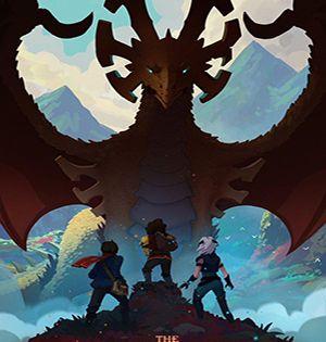 Ver Online El Principe Dragon Temporada 1 Capitulos 1 Al 9 Dragones Avatar Animales Misticos