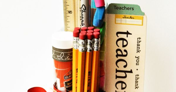 Teacher Appreciation Gift Set
