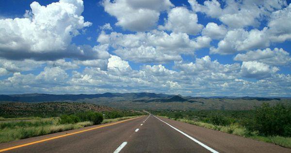 Beeline Highway Az Country Roads Natural Landmarks Arizona