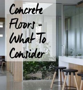 Polished Concrete Floors What You Need To Consider Before You Start Polished Concrete Finished Concrete Floors Diy Polished Concrete Floor