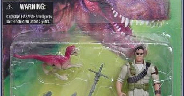 kenner jurassic park the lost world peter ludlow figure 1996 the toy box pinterest world. Black Bedroom Furniture Sets. Home Design Ideas