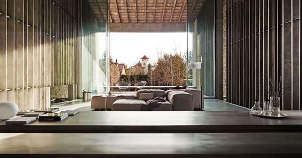 Rcr Arquitectes Hisao Suzuki Eugeni Pons Entremuros House