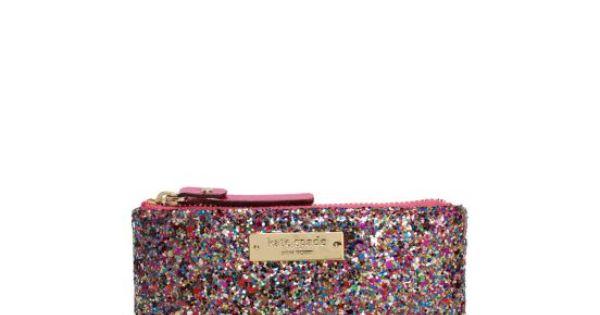 Kate Spade | Glitterball Coin Purse