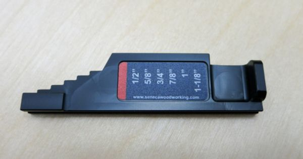 Imperial Thickness Gauge For Domino Df500 Festool Imperial Domino