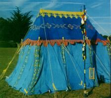 Dragonwing Tent Painting 3 With Images Tent Magical Room