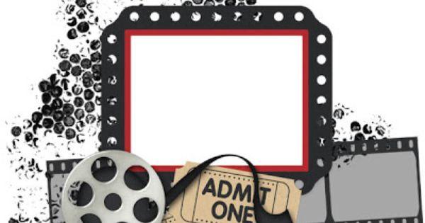 Stampgram S Studio Take Me To The Movies Digi Scrap Freebies Digital Scrapbooking Freebies Scrapbook
