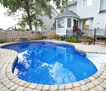 Pool Plastering Service By Dominguez Pool Plastering Inground Pools Swimming Pools Cool Swimming Pools