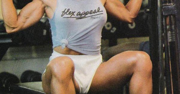 Rachel Mclish | Sexy muscular bodies | Pinterest ...
