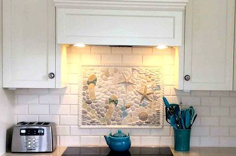 Coastal Kitchen Backsplash Ideas With Tiles Http Www