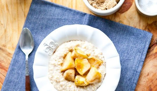 Cheddar, Steel cut oats and Apples on Pinterest