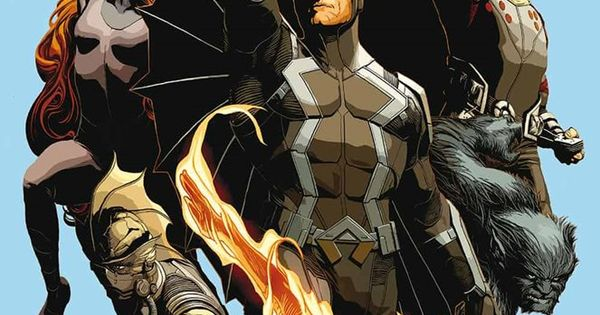 Inhumano Grapa 21 Marvel Comics Comics Heroes Marvel
