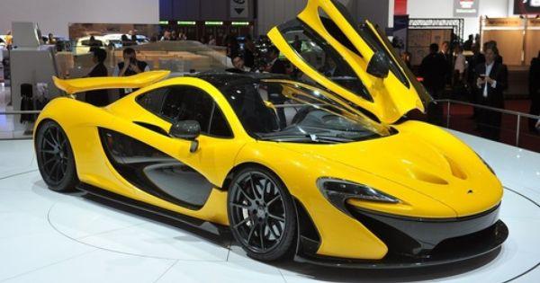 Mclaren P1 Mclaren P1 Super Cars Amazing Cars