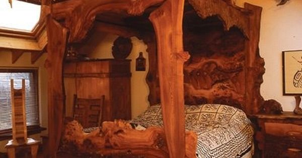 This Bedroom Appeals To My Viking Ancestry For The Home