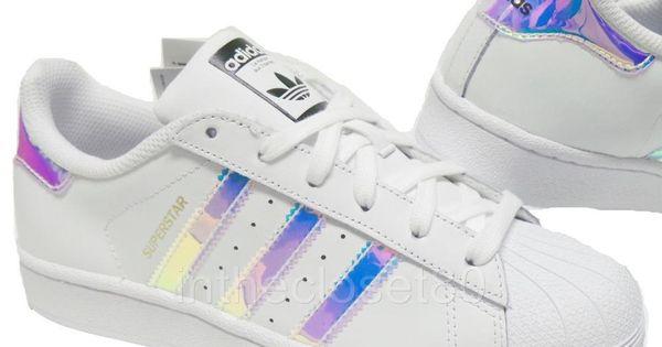 Superstar Adidas Shiny