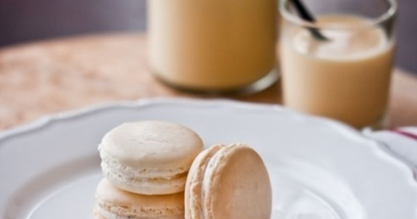 Eggnog macaroons!! | GREAT COOKIES!! | Pinterest | Candy ...
