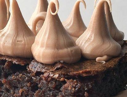 "BAILEY'S CHOCOLATE ""CRAZY"" CAKE"