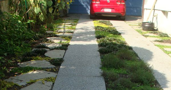 Recycled Concrete Driveway By Jmmds The Old Concrete